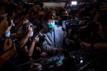 ISAAC LAWRENCE / AFP