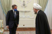 AFP/Handout / Iranian Presidency