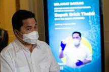 AFP/Dok. Kementerian BUMN