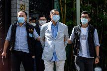 AFP/VERNON YUEN