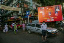 AFP/Sai Aung Main