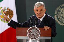 AFP/HERIKA MARTINEZ