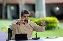 AFP/ Venezuelan Presidency