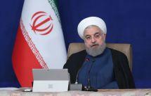 AFP/IRANIAN PRESIDENCY