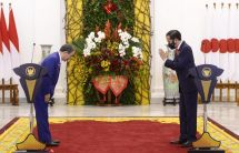 DOk. Sekretariat Pers Presiden Ri