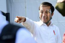 Jokowi Utamakan Masa Depan