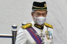 Nazri RAPAAI / Malaysia's Department of Information / AFP