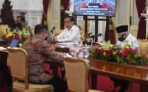 Presiden: Pengembangan Optimalisasi Batu Bara Lamban