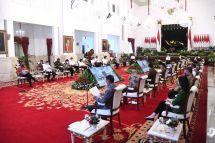 Relawan Jokowi Dorong Reshuffle Kabinet