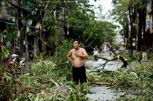 AFP/MANAN VATSYAYANA