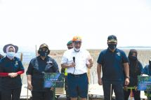 Kementerian LHK Dukung Padat Karya Lewat Penanaman Mangrove