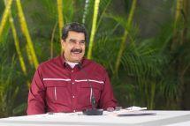 AFP/Marcelo GARCIA / Venezuelan Presidency