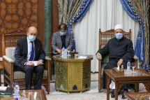 AFP/Al-Azhar Media Centre
