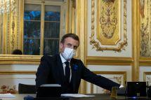 AFP/Ian LANGSDON