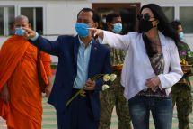 AFP/TANG CHHIN Sothy