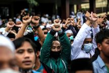 AFP/Aditya Aji