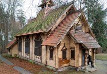 Gereja Kayu di Jerman