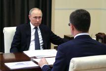 Mikhail KLIMENTYEV / SPUTNIK / AFP