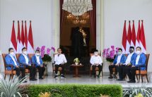 Biro Pers Istana Kepresidenan