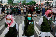 AFP/Agung Supriyanto