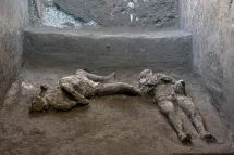 POMPEI ARCHAEOLOGICAL PARK / AFP