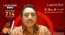 Direktur Utama PT Masa Kini Mandiri Lampung Post Abdul Kohar