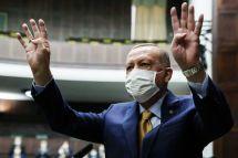 AFP/Layanan Media Kepresidenan Turki