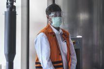 Suharjito Diduga Suap Banyak Pejabat Demi Izin Tambak Lobster