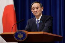 Kiyoshi Ota / POOL / AFP