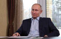 AFP/MIKHAIL KLIMENTYEV