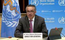 AFP World Health Organization