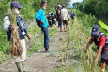 Dok Sukarelawan Peduli Sungai