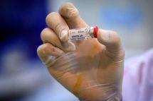 AFP/Mladen Antonov