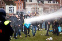 AFP/ROBIN VAN LONKHUIJSEN / ANP