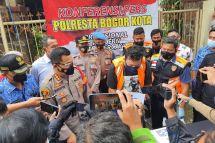 DOK Humas Polresta Bogor Kota.