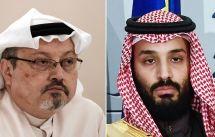 MOHAMMED AL-SHAIKH and OSCAR DEL POZO / AFP