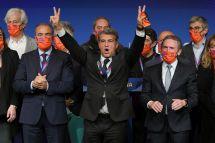 LLUIS GENE / AFP