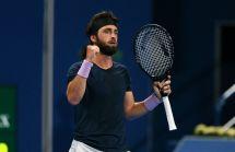 Samer Al-Rejjal / Qatar Tennis Federation / AFP)