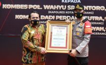 DOK Polisi Selebriti Indonesia