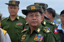 Thet AUNG / AFP