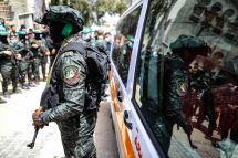 AFP/Mahmud Hams.