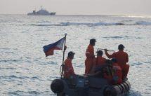 Philippine coast Guard (PCG) / AFP