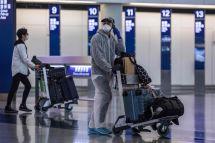 DALE DE LA REY / AFP