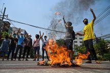 AFP/STR