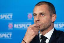 Richard Juilliart /UEFA/AFP