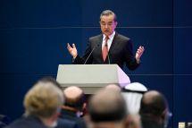 AFP/WANG ZHAO