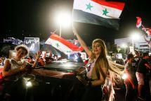 AFP/Louai Beshara.