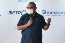 CEO Media Group Mirdal Aqik. (MI/Andri Widiyanto)