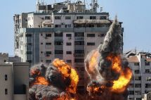 AFP/Mahmud Hams