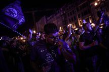 AFP/PATRICIA DE MELO MOREIRA